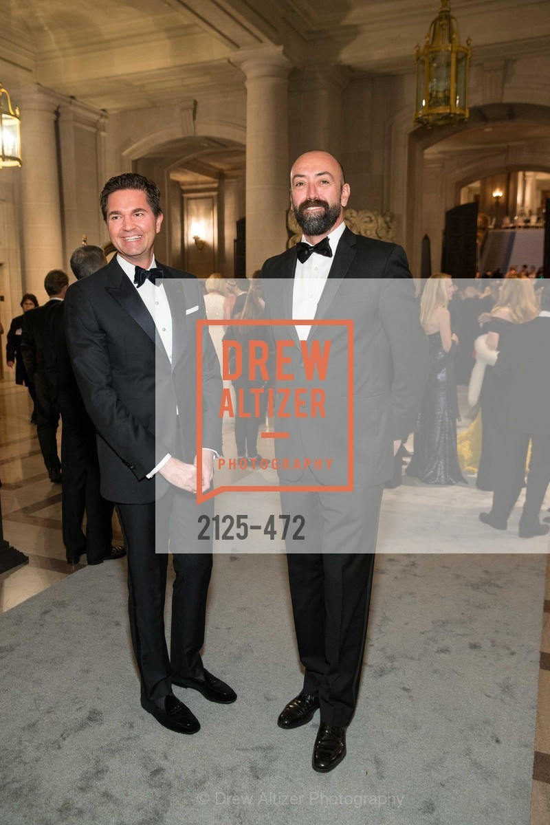 Alex Chases, Rolando Beramendi, SAN FRANCISCO BALLET Opening Night Gala: PHENOMENAL - Intermission & Dinner, US. SF City Hall, January 22nd, 2014,Drew Altizer, Drew Altizer Photography, full-service agency, private events, San Francisco photographer, photographer california