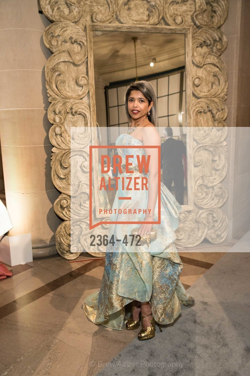Deepa Pakianathan, SAN FRANCISCO BALLET Opening Night Gala: PHENOMENAL - Intermission & Dinner, US. SF City Hall, January 22nd, 2014,Drew Altizer, Drew Altizer Photography, full-service event agency, private events, San Francisco photographer, photographer California