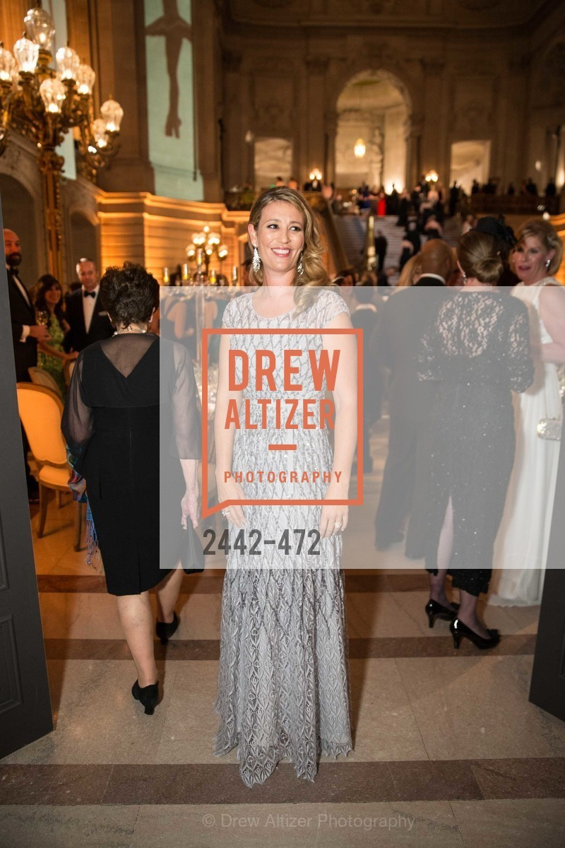 Kelly Roberts, SAN FRANCISCO BALLET Opening Night Gala: PHENOMENAL - Intermission & Dinner, US. SF City Hall, January 22nd, 2014,Drew Altizer, Drew Altizer Photography, full-service agency, private events, San Francisco photographer, photographer california