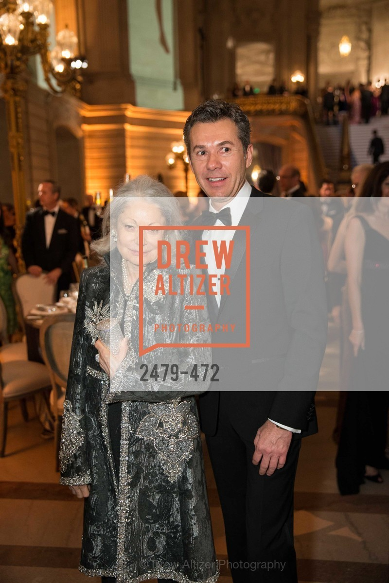 Denise Hale, SAN FRANCISCO BALLET Opening Night Gala: PHENOMENAL - Intermission & Dinner, US. SF City Hall, January 22nd, 2014,Drew Altizer, Drew Altizer Photography, full-service agency, private events, San Francisco photographer, photographer california