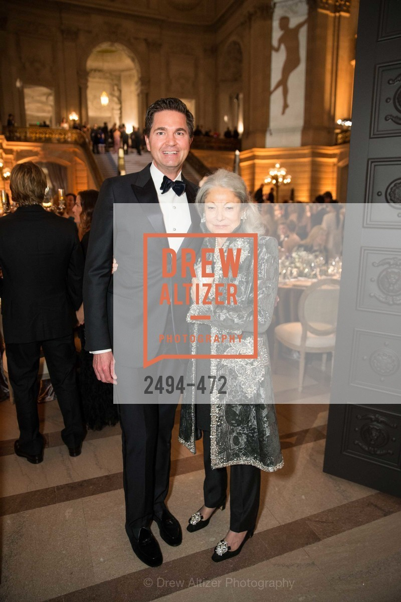 Alex Chases, Denise Hale, SAN FRANCISCO BALLET Opening Night Gala: PHENOMENAL - Intermission & Dinner, US. SF City Hall, January 22nd, 2014,Drew Altizer, Drew Altizer Photography, full-service agency, private events, San Francisco photographer, photographer california