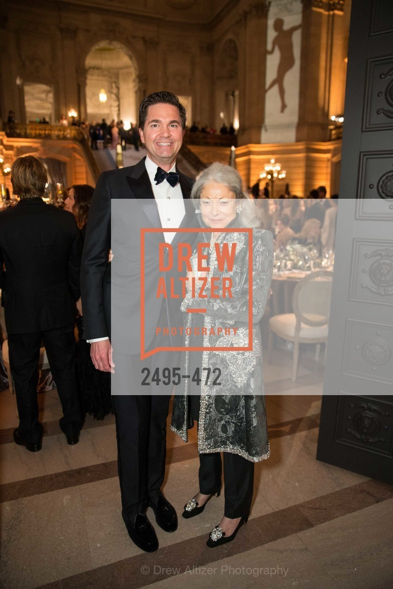 Alex Chases, Denise Hale, SAN FRANCISCO BALLET Opening Night Gala: PHENOMENAL - Intermission & Dinner, US. SF City Hall, January 22nd, 2014,Drew Altizer, Drew Altizer Photography, full-service event agency, private events, San Francisco photographer, photographer California