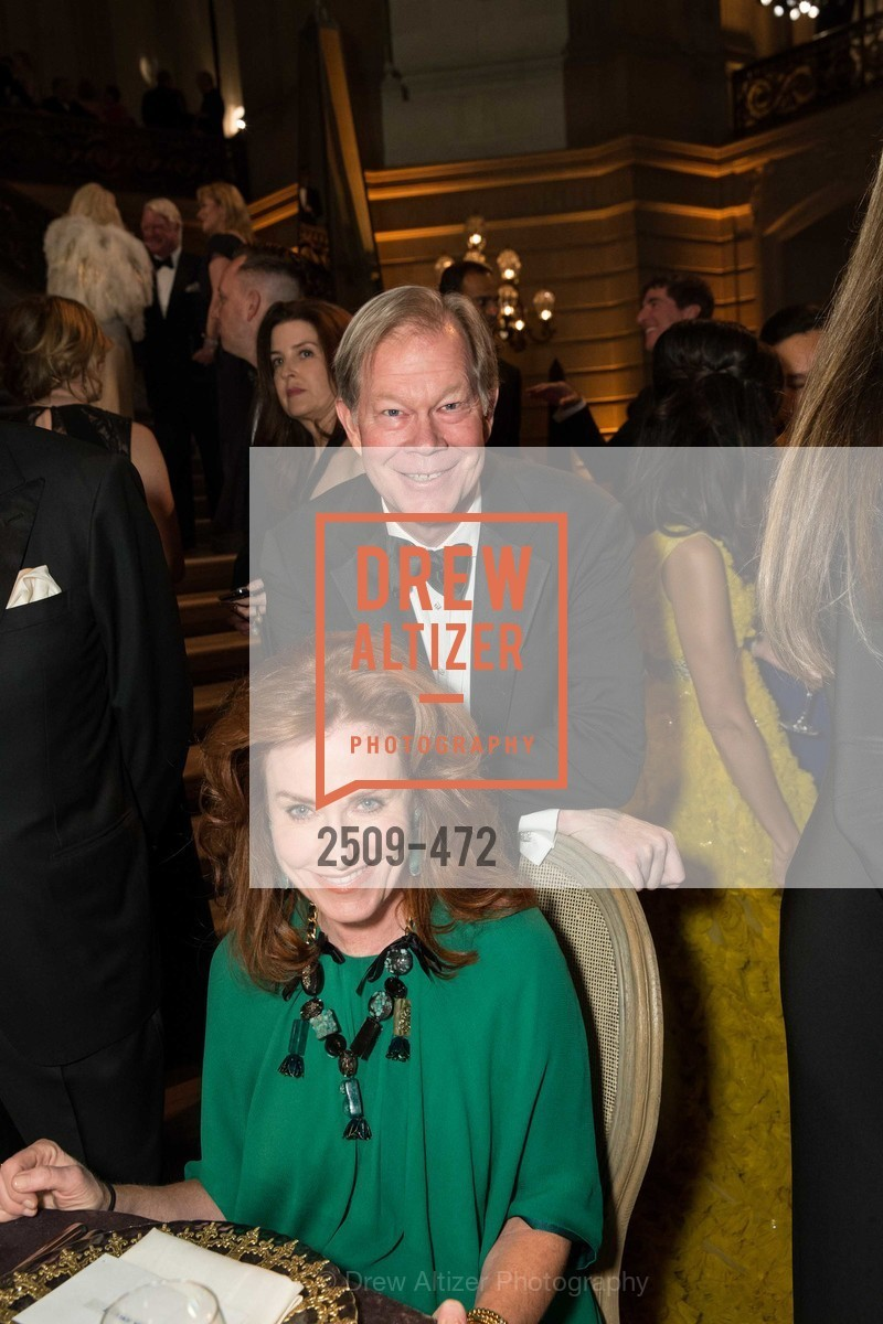 Brenda Jewett, George Jewett, SAN FRANCISCO BALLET Opening Night Gala: PHENOMENAL - Intermission & Dinner, US. SF City Hall, January 22nd, 2014,Drew Altizer, Drew Altizer Photography, full-service agency, private events, San Francisco photographer, photographer california
