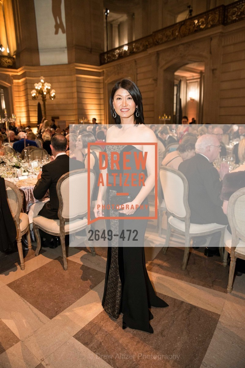 Akiko Yamazaki, SAN FRANCISCO BALLET Opening Night Gala: PHENOMENAL - Intermission & Dinner, US. SF City Hall, January 22nd, 2014,Drew Altizer, Drew Altizer Photography, full-service agency, private events, San Francisco photographer, photographer california