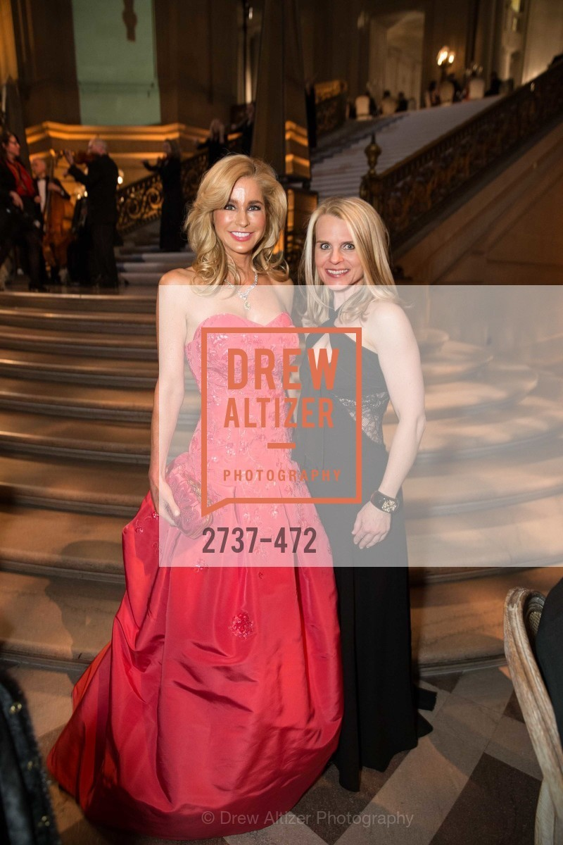 Paula Carano, Jane Mudge, SAN FRANCISCO BALLET Opening Night Gala: PHENOMENAL - Intermission & Dinner, US. SF City Hall, January 22nd, 2014,Drew Altizer, Drew Altizer Photography, full-service agency, private events, San Francisco photographer, photographer california
