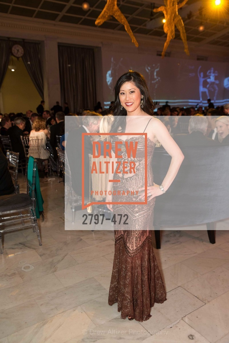 Kristi Yamaguchi, SAN FRANCISCO BALLET Opening Night Gala: PHENOMENAL - Intermission & Dinner, US. SF City Hall, January 22nd, 2014,Drew Altizer, Drew Altizer Photography, full-service agency, private events, San Francisco photographer, photographer california
