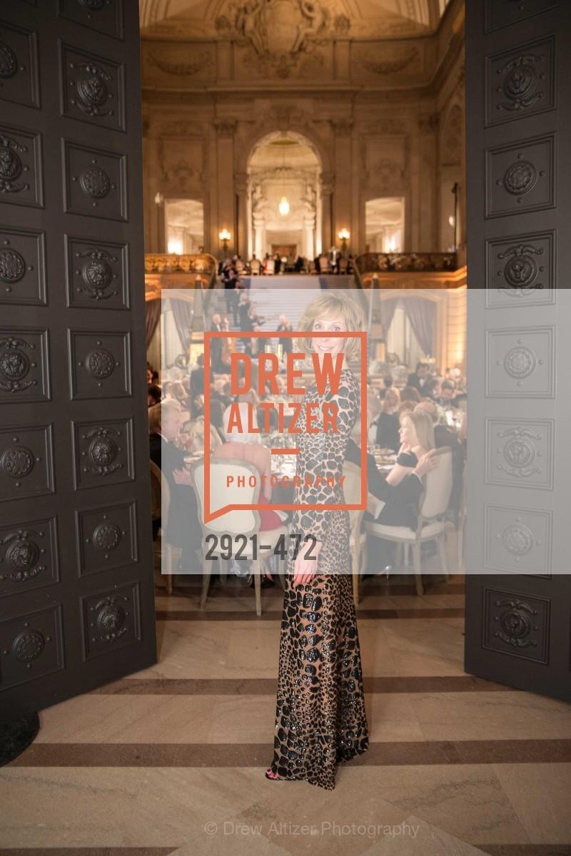 Nancy Kukacka, SAN FRANCISCO BALLET Opening Night Gala: PHENOMENAL - Intermission & Dinner, US. SF City Hall, January 22nd, 2014