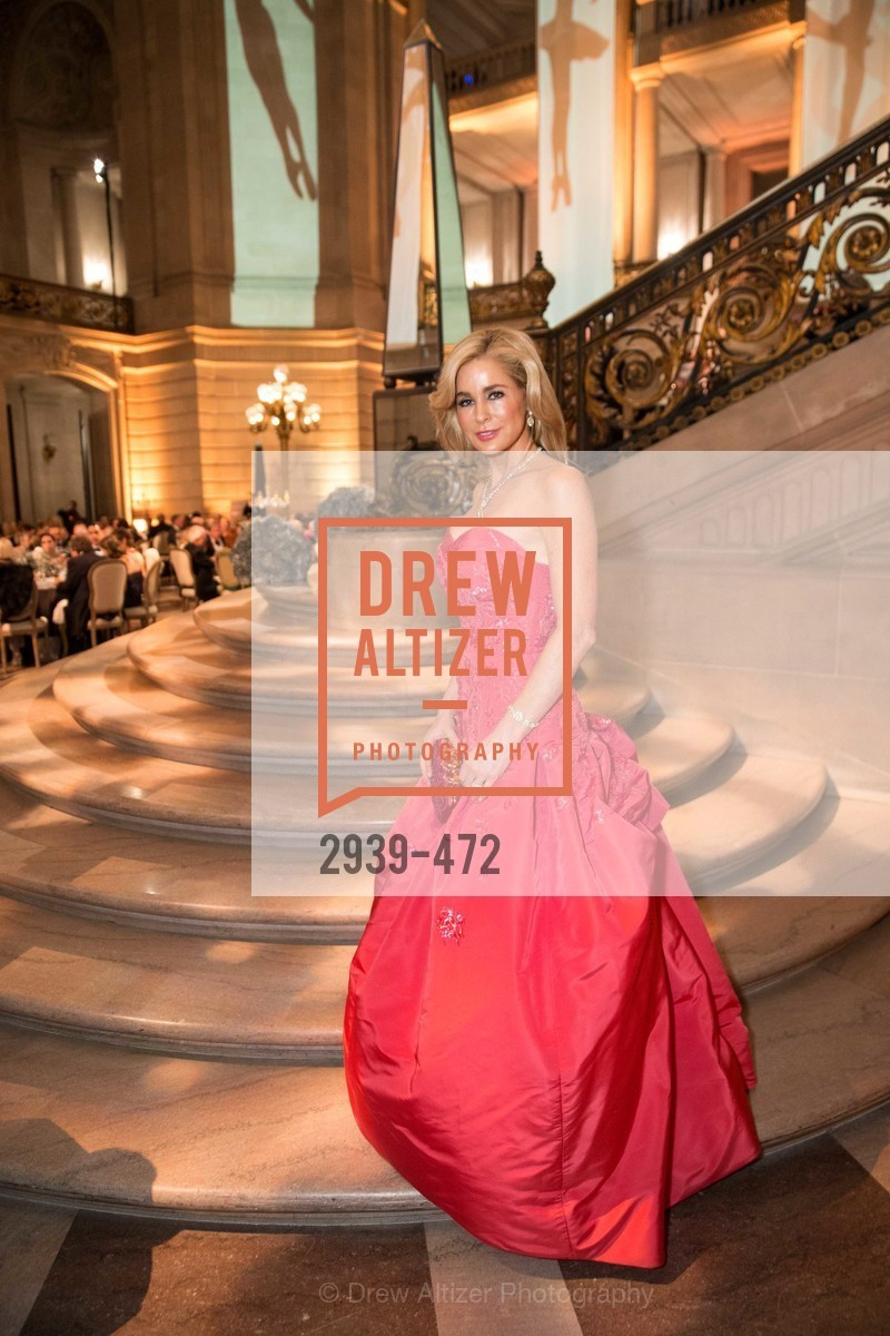 Paula Carano, SAN FRANCISCO BALLET Opening Night Gala: PHENOMENAL - Intermission & Dinner, US. SF City Hall, January 22nd, 2014,Drew Altizer, Drew Altizer Photography, full-service agency, private events, San Francisco photographer, photographer california
