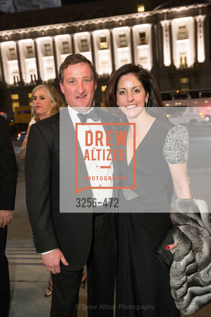 Ted Dobos, Stacey Dobos, SAN FRANCISCO BALLET Opening Night Gala: PHENOMENAL - Intermission & Dinner, US. SF City Hall, January 22nd, 2014,Drew Altizer, Drew Altizer Photography, full-service event agency, private events, San Francisco photographer, photographer California