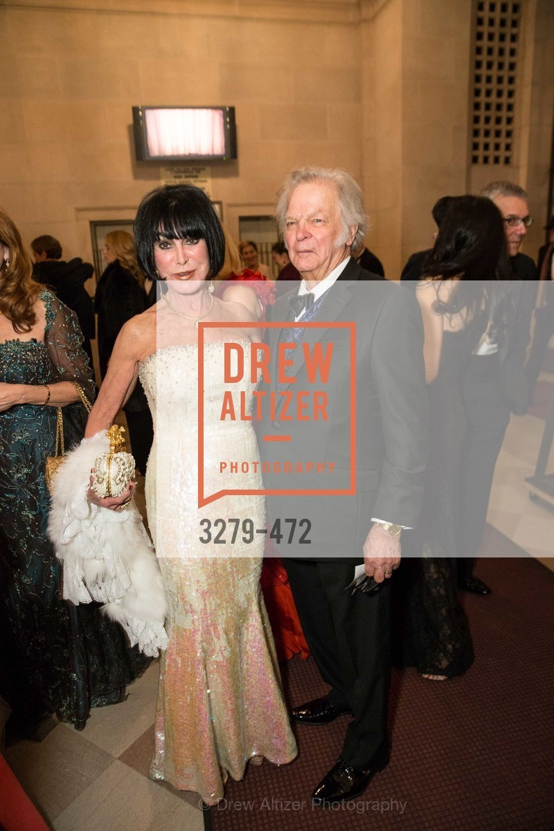 Marilyn Cabak, Michael Cabak, SAN FRANCISCO BALLET Opening Night Gala: PHENOMENAL - Intermission & Dinner, US. SF City Hall, January 22nd, 2014,Drew Altizer, Drew Altizer Photography, full-service agency, private events, San Francisco photographer, photographer california