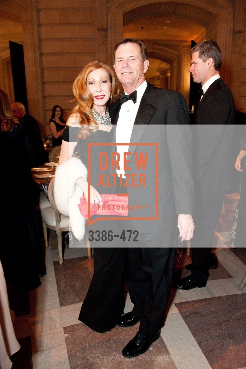 Teresa Medearis, Mark Medearis, SAN FRANCISCO BALLET Opening Night Gala: PHENOMENAL - Intermission & Dinner, US. SF City Hall, January 22nd, 2014,Drew Altizer, Drew Altizer Photography, full-service agency, private events, San Francisco photographer, photographer california