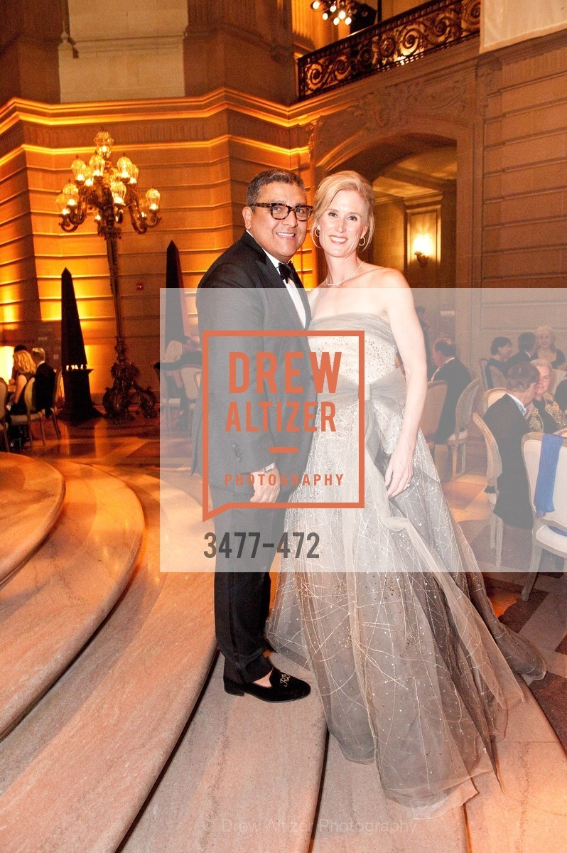 Riccardo Benavides, Alison Mauze, SAN FRANCISCO BALLET Opening Night Gala: PHENOMENAL - Intermission & Dinner, US. SF City Hall, January 22nd, 2014,Drew Altizer, Drew Altizer Photography, full-service agency, private events, San Francisco photographer, photographer california