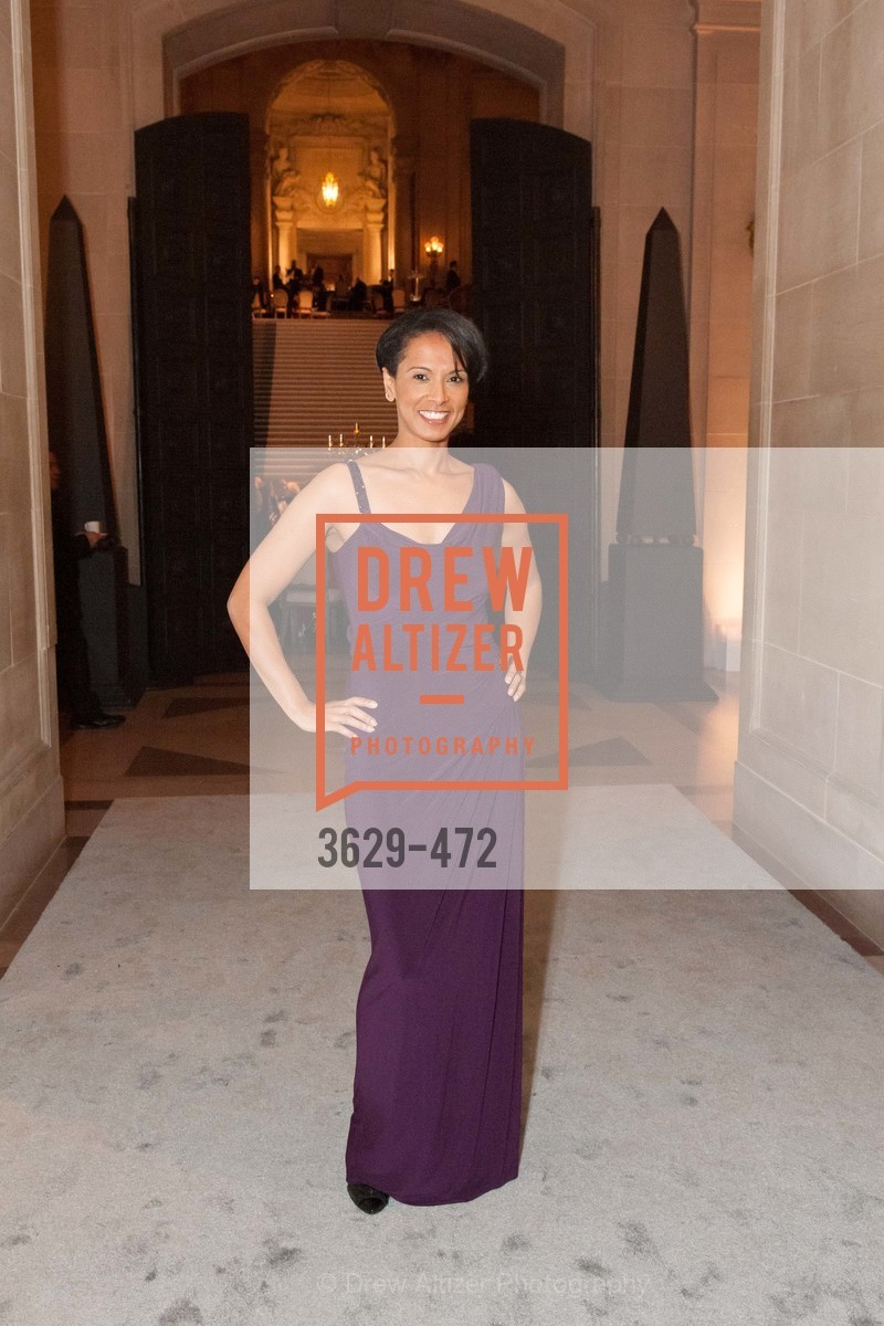 Lydia Haile, SAN FRANCISCO BALLET Opening Night Gala: PHENOMENAL - Intermission & Dinner, US. SF City Hall, January 22nd, 2014,Drew Altizer, Drew Altizer Photography, full-service agency, private events, San Francisco photographer, photographer california
