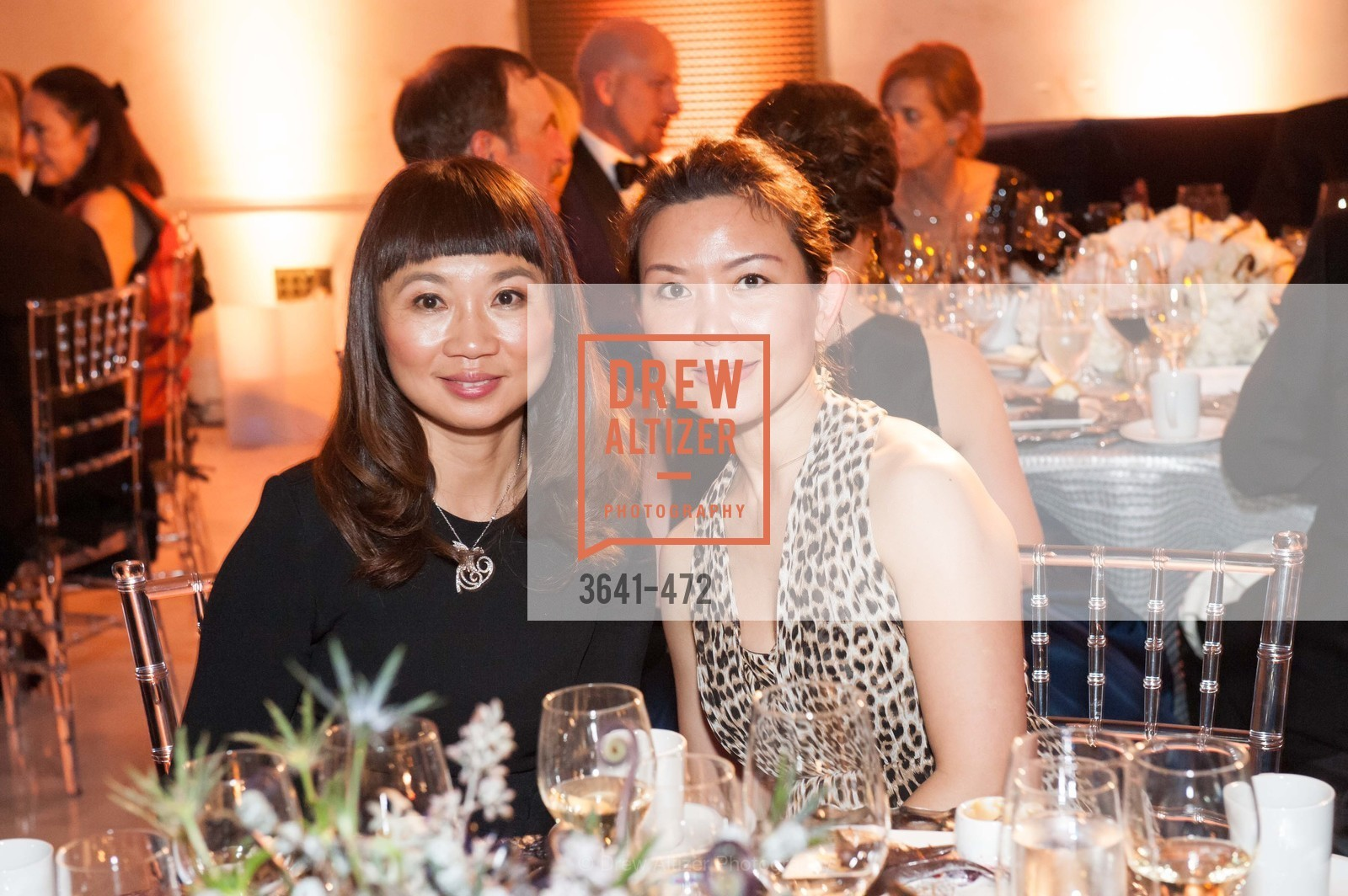 Jean Wang, Rong Hu, SAN FRANCISCO BALLET Opening Night Gala: PHENOMENAL - Intermission & Dinner, US. SF City Hall, January 22nd, 2014,Drew Altizer, Drew Altizer Photography, full-service event agency, private events, San Francisco photographer, photographer California