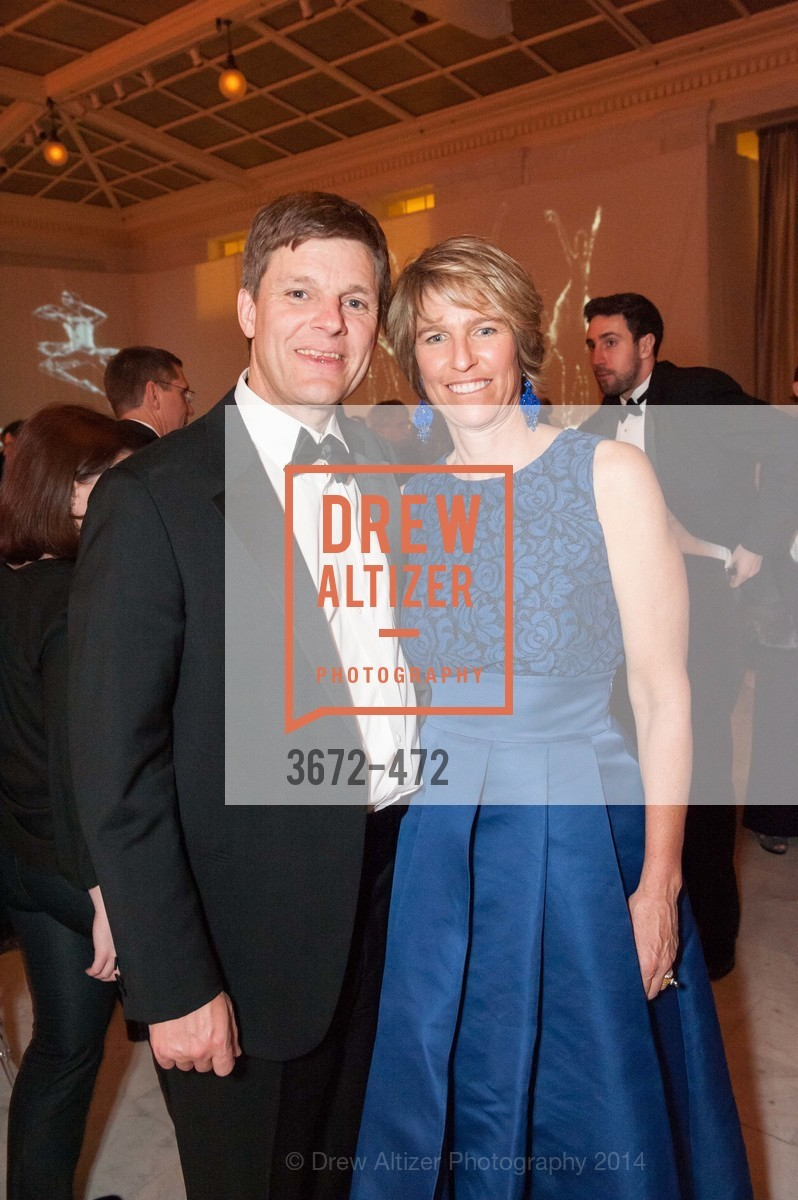 Bill Duhamel, Kate Duhamel, SAN FRANCISCO BALLET Opening Night Gala: PHENOMENAL - Intermission & Dinner, US. SF City Hall, January 22nd, 2014,Drew Altizer, Drew Altizer Photography, full-service agency, private events, San Francisco photographer, photographer california