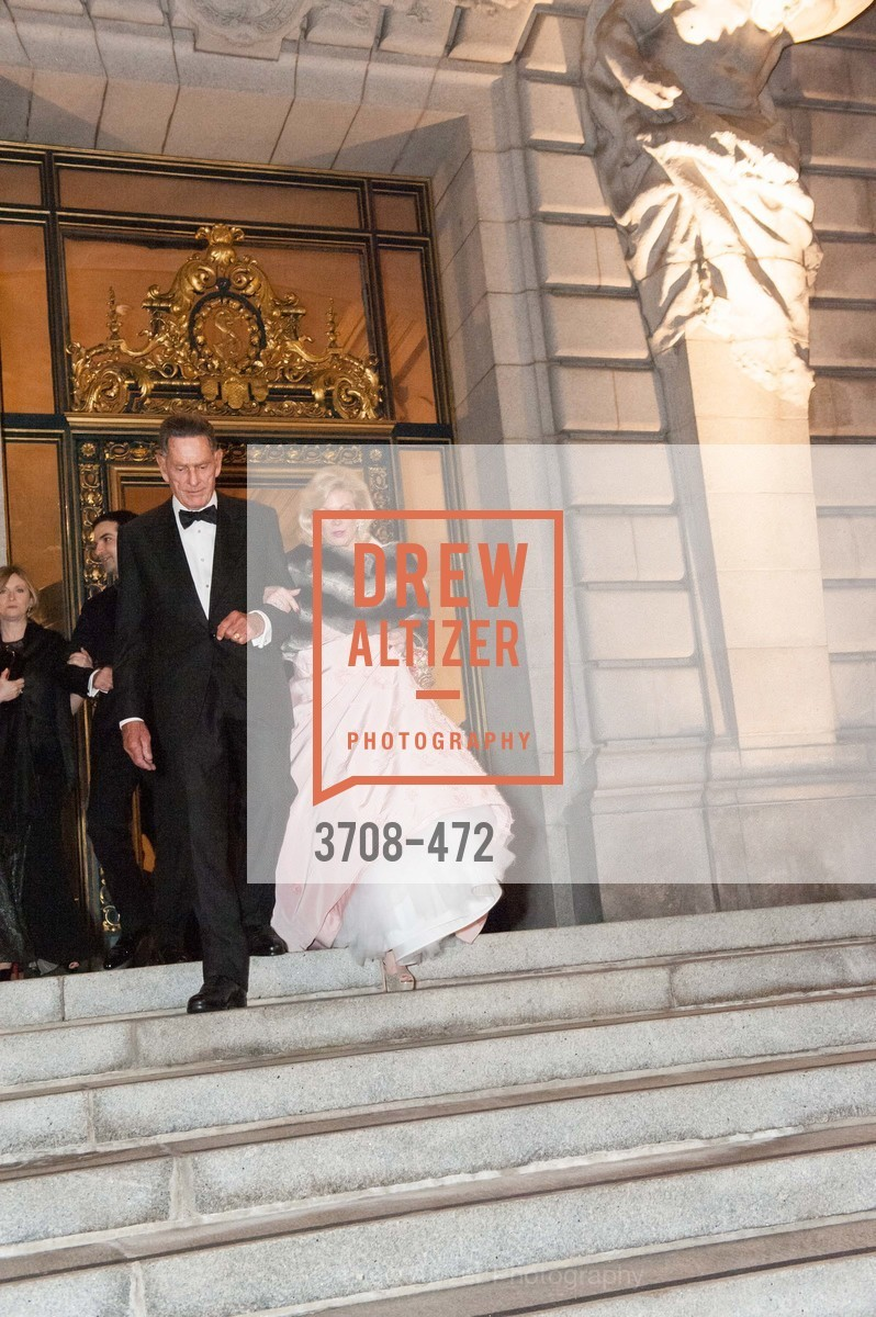 Dede Wilsey, SAN FRANCISCO BALLET Opening Night Gala: PHENOMENAL - Intermission & Dinner, US. SF City Hall, January 22nd, 2014,Drew Altizer, Drew Altizer Photography, full-service agency, private events, San Francisco photographer, photographer california