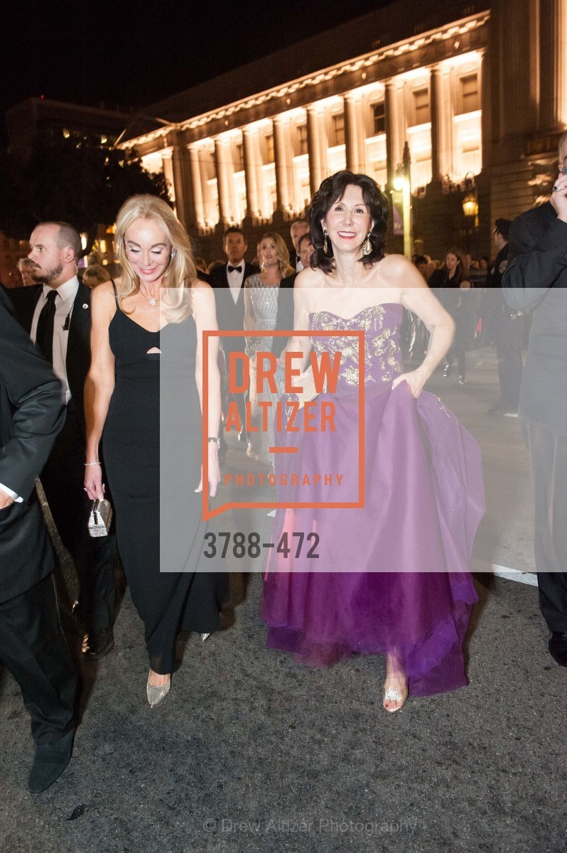 Giselle Anna Parry, Carolyn Chandler, SAN FRANCISCO BALLET Opening Night Gala: PHENOMENAL - Intermission & Dinner, US. SF City Hall, January 22nd, 2014,Drew Altizer, Drew Altizer Photography, full-service agency, private events, San Francisco photographer, photographer california