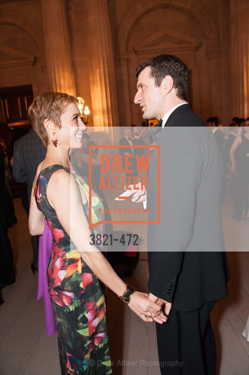 Larissa Roesch, Jason Crethar, SAN FRANCISCO BALLET Opening Night Gala: PHENOMENAL - Intermission & Dinner, US. SF City Hall, January 22nd, 2014,Drew Altizer, Drew Altizer Photography, full-service agency, private events, San Francisco photographer, photographer california