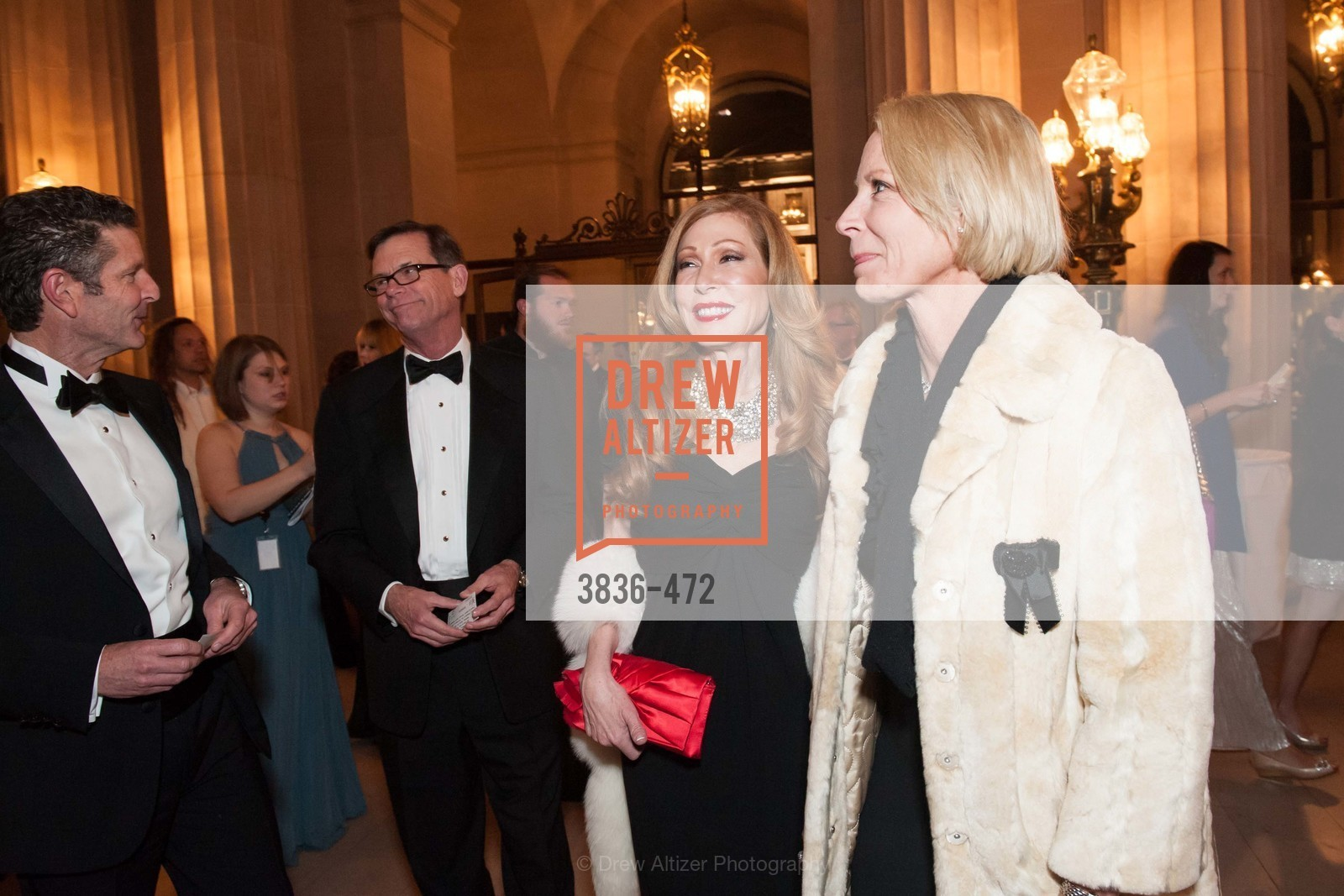 Teresa Medearis, SAN FRANCISCO BALLET Opening Night Gala: PHENOMENAL - Intermission & Dinner, US. SF City Hall, January 22nd, 2014,Drew Altizer, Drew Altizer Photography, full-service agency, private events, San Francisco photographer, photographer california