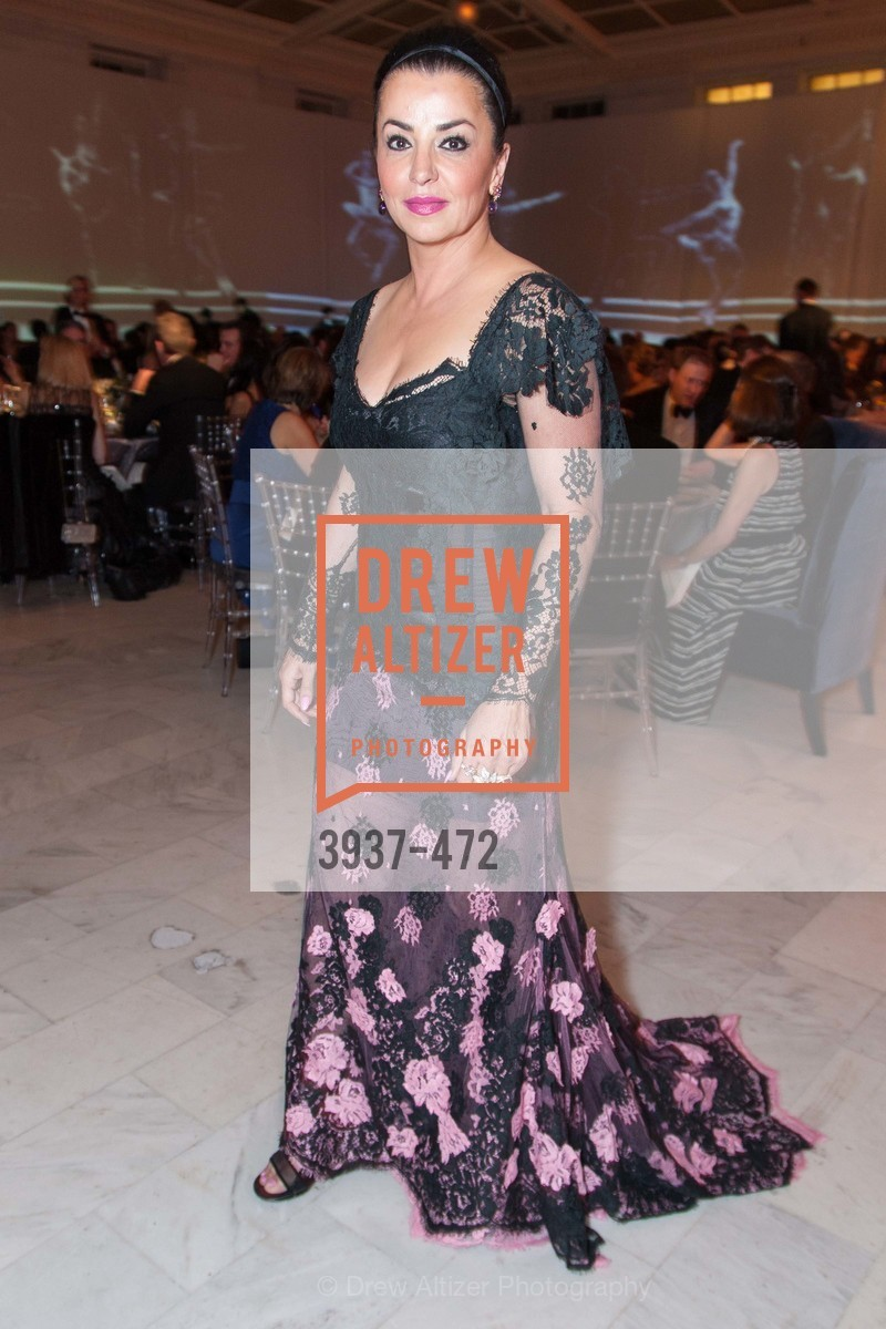 Azadeh Riaz, SAN FRANCISCO BALLET Opening Night Gala: PHENOMENAL - Intermission & Dinner, US. SF City Hall, January 22nd, 2014,Drew Altizer, Drew Altizer Photography, full-service agency, private events, San Francisco photographer, photographer california