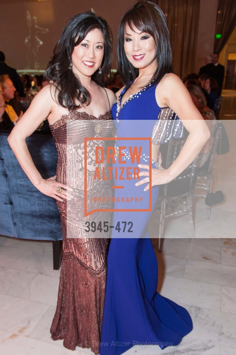 Kristi Yamaguchi, Jennifer Lee, SAN FRANCISCO BALLET Opening Night Gala: PHENOMENAL - Intermission & Dinner, US. SF City Hall, January 22nd, 2014