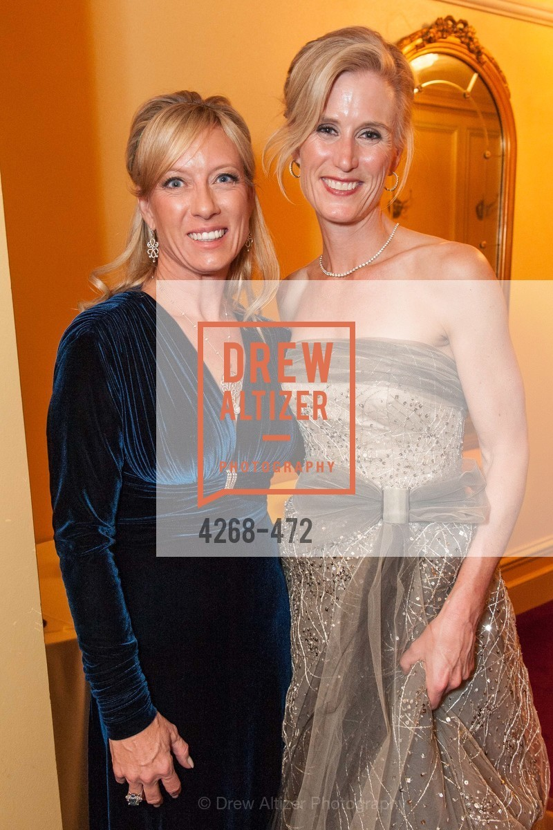 Rhonda Mahendroo, Alison Mauze, SAN FRANCISCO BALLET Opening Night Gala: PHENOMENAL - Intermission & Dinner, US. SF City Hall, January 22nd, 2014,Drew Altizer, Drew Altizer Photography, full-service agency, private events, San Francisco photographer, photographer california