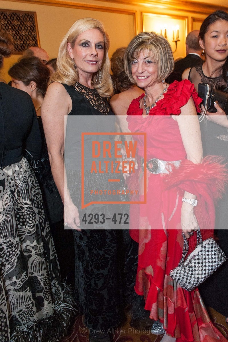 Jacqueline Jacoby, Ludmilla Eggleton, SAN FRANCISCO BALLET Opening Night Gala: PHENOMENAL - Intermission & Dinner, US. SF City Hall, January 22nd, 2014,Drew Altizer, Drew Altizer Photography, full-service event agency, private events, San Francisco photographer, photographer California