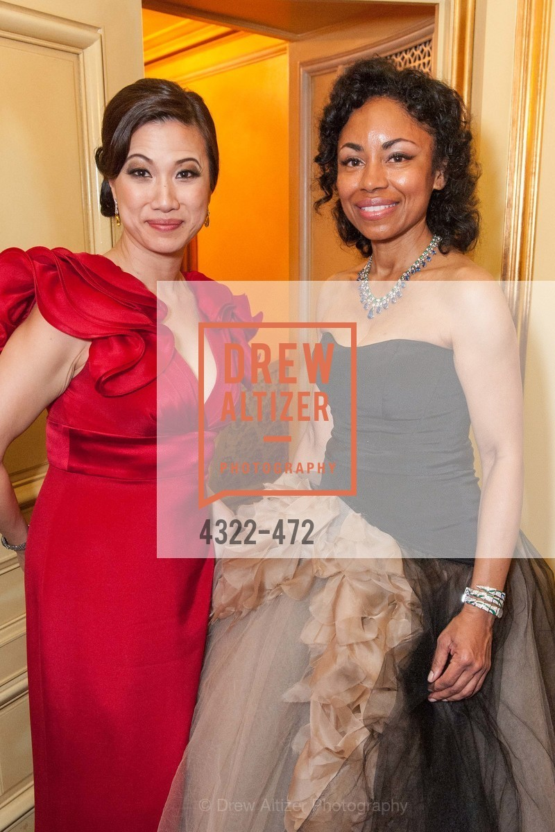 Rocelyn Chen, Tanya Powell, SAN FRANCISCO BALLET Opening Night Gala: PHENOMENAL - Intermission & Dinner, US. SF City Hall, January 22nd, 2014,Drew Altizer, Drew Altizer Photography, full-service agency, private events, San Francisco photographer, photographer california