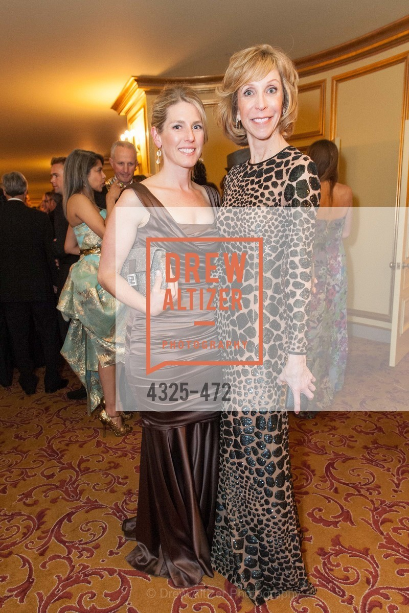 Erin O'Donovan, Nancy Kukcka, SAN FRANCISCO BALLET Opening Night Gala: PHENOMENAL - Intermission & Dinner, US. SF City Hall, January 22nd, 2014,Drew Altizer, Drew Altizer Photography, full-service agency, private events, San Francisco photographer, photographer california