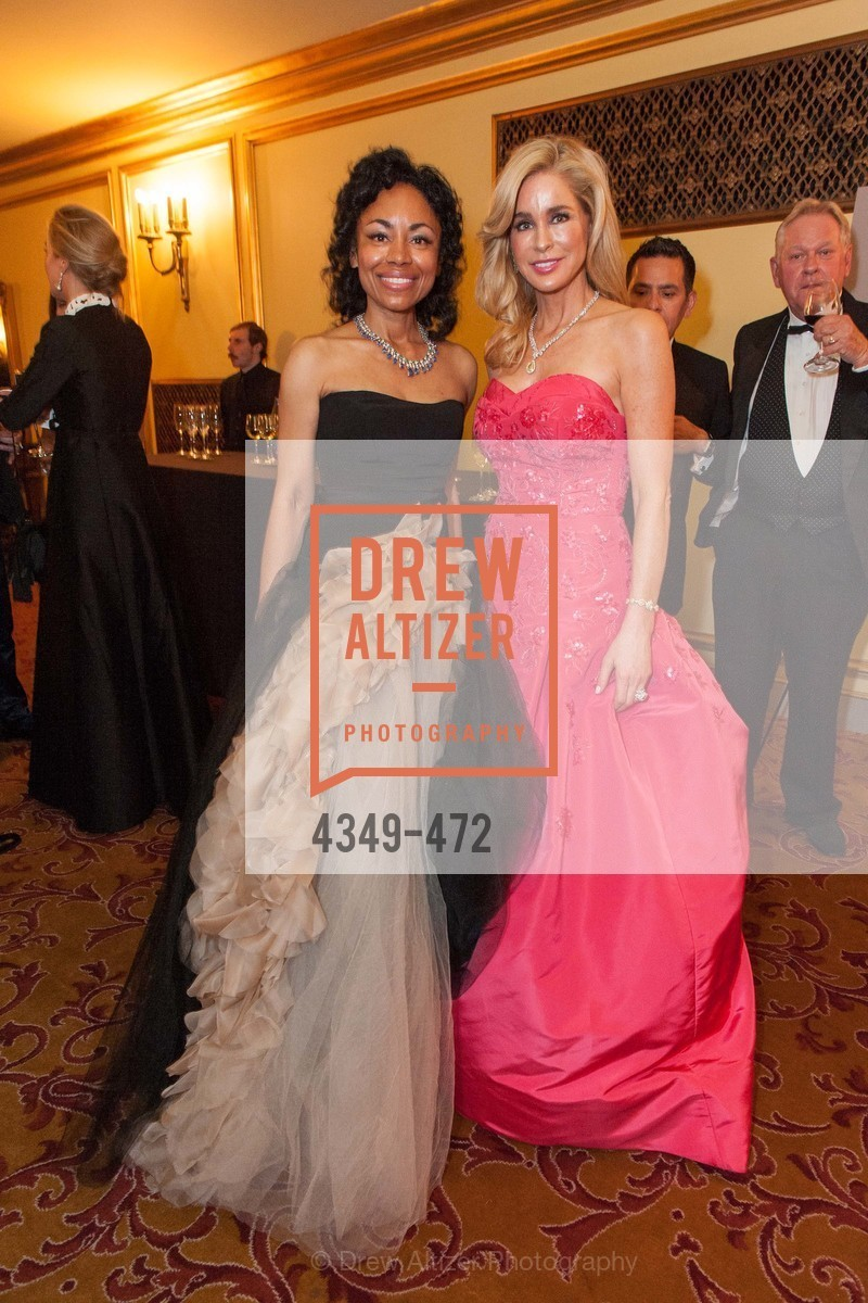 Tanya Powell, Paula Carano, SAN FRANCISCO BALLET Opening Night Gala: PHENOMENAL - Intermission & Dinner, US. SF City Hall, January 22nd, 2014,Drew Altizer, Drew Altizer Photography, full-service agency, private events, San Francisco photographer, photographer california