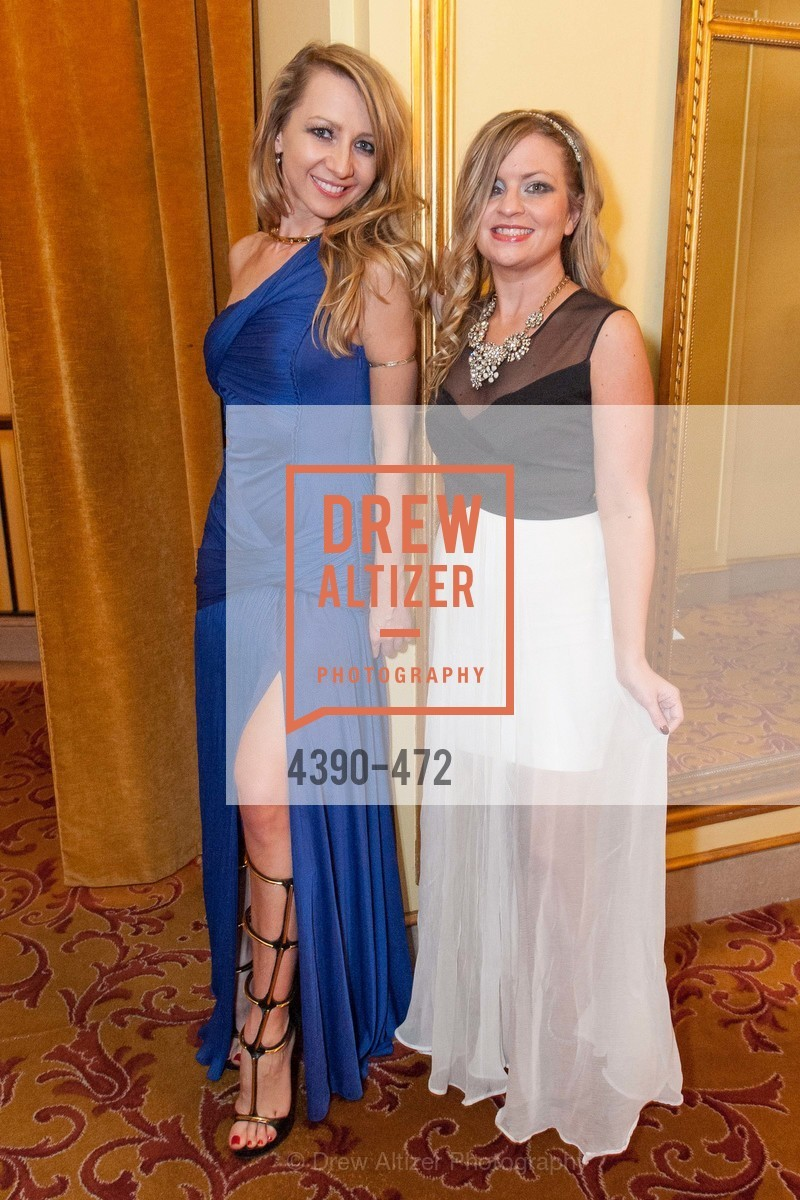 Lana Ricketts, Julie Hall, SAN FRANCISCO BALLET Opening Night Gala: PHENOMENAL - Intermission & Dinner, US. SF City Hall, January 22nd, 2014,Drew Altizer, Drew Altizer Photography, full-service agency, private events, San Francisco photographer, photographer california