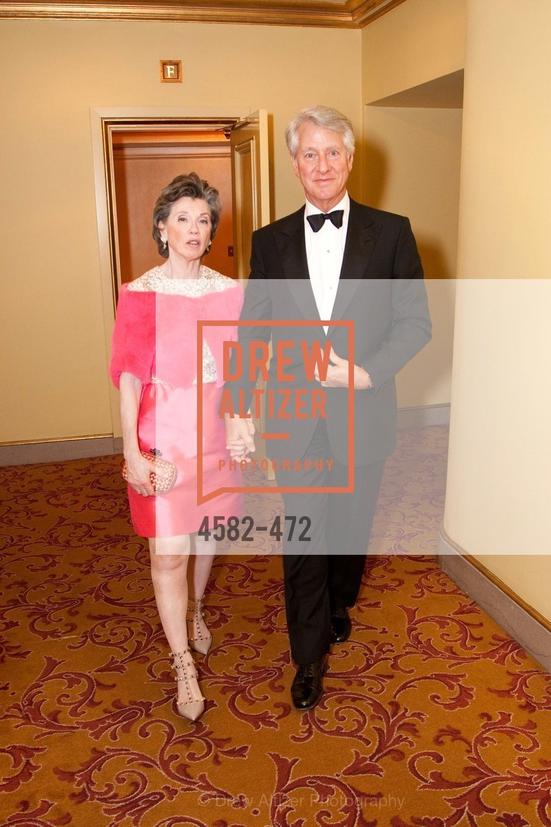 Carole Shorenstein Hays, Jeffrey Hays, SAN FRANCISCO BALLET Opening Night Gala: PHENOMENAL - Intermission & Dinner, US. SF City Hall, January 22nd, 2014,Drew Altizer, Drew Altizer Photography, full-service event agency, private events, San Francisco photographer, photographer California