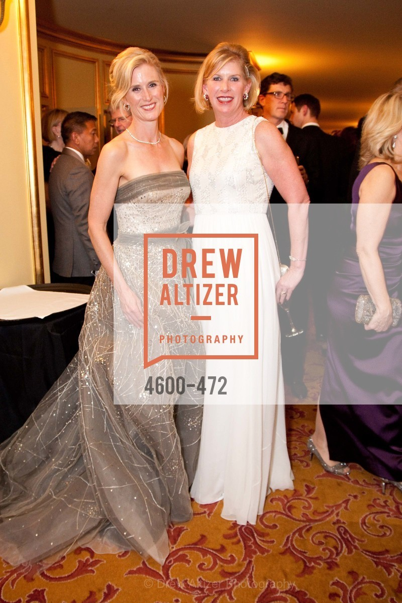 Alison Mauze, Jennifer Brandenburg, SAN FRANCISCO BALLET Opening Night Gala: PHENOMENAL - Intermission & Dinner, US. SF City Hall, January 22nd, 2014,Drew Altizer, Drew Altizer Photography, full-service agency, private events, San Francisco photographer, photographer california