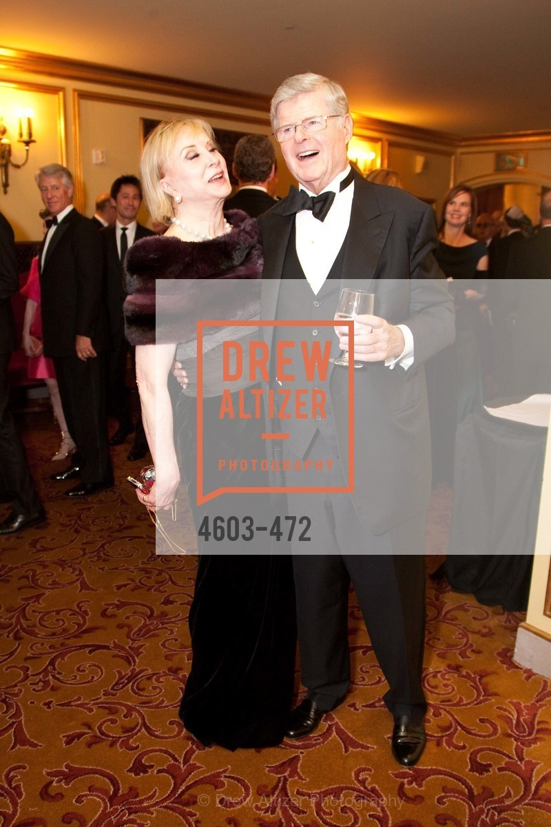Shelby Gans, Richard Barker, SAN FRANCISCO BALLET Opening Night Gala: PHENOMENAL - Intermission & Dinner, US. SF City Hall, January 22nd, 2014,Drew Altizer, Drew Altizer Photography, full-service agency, private events, San Francisco photographer, photographer california