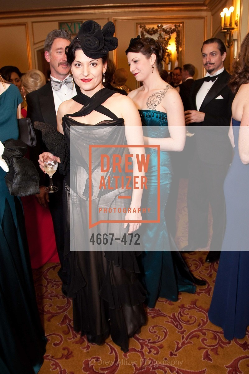 Autumn Adamme, SAN FRANCISCO BALLET Opening Night Gala: PHENOMENAL - Intermission & Dinner, US. SF City Hall, January 22nd, 2014