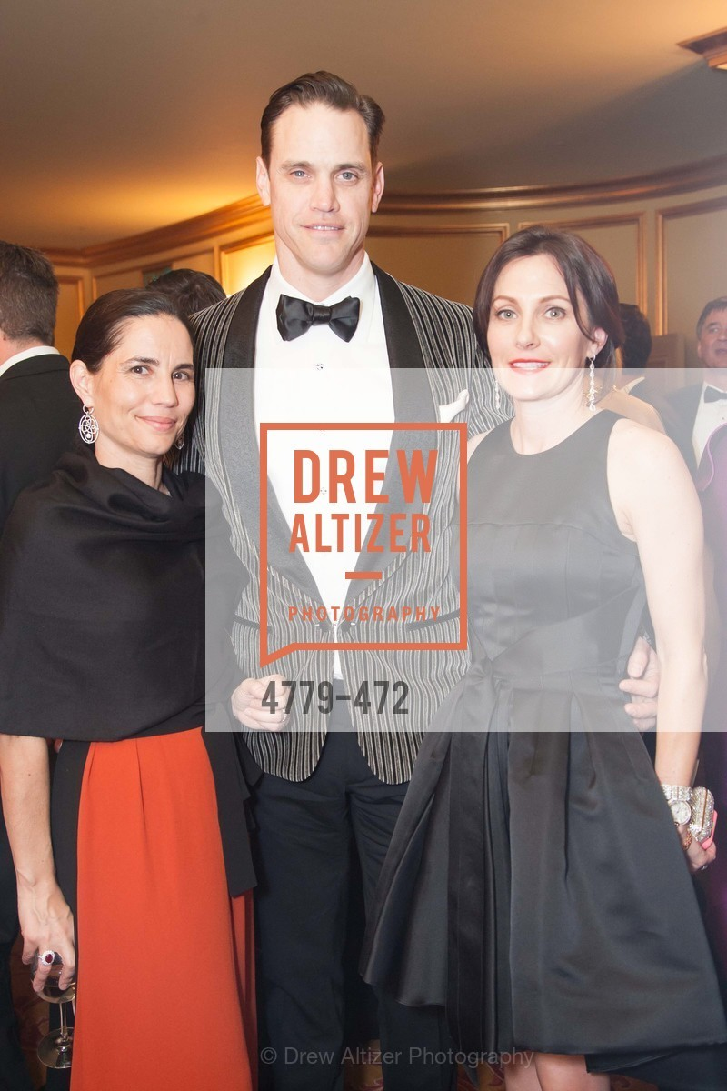 Nicola Miner, Robert Mailer Anderson, Beth Grossman, SAN FRANCISCO BALLET Opening Night Gala: PHENOMENAL - Intermission & Dinner, US. SF City Hall, January 22nd, 2014,Drew Altizer, Drew Altizer Photography, full-service agency, private events, San Francisco photographer, photographer california