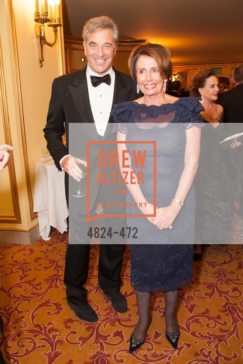 Paul Pelosi, Nancy Pelosi, SAN FRANCISCO BALLET Opening Night Gala: PHENOMENAL - Intermission & Dinner, US. SF City Hall, January 22nd, 2014,Drew Altizer, Drew Altizer Photography, full-service event agency, private events, San Francisco photographer, photographer California