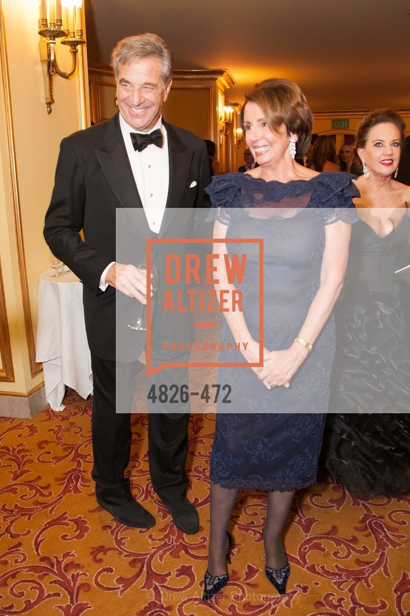 Paul Pelosi, Nancy Pelosi, SAN FRANCISCO BALLET Opening Night Gala: PHENOMENAL - Intermission & Dinner, US. SF City Hall, January 22nd, 2014,Drew Altizer, Drew Altizer Photography, full-service agency, private events, San Francisco photographer, photographer california