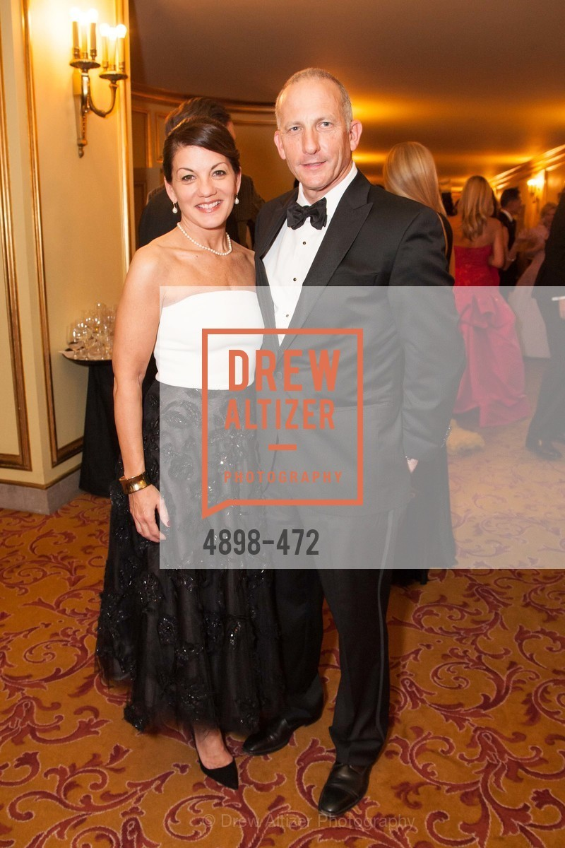 Allison Caccoma, Alan Shanken, SAN FRANCISCO BALLET Opening Night Gala: PHENOMENAL - Intermission & Dinner, US. SF City Hall, January 22nd, 2014,Drew Altizer, Drew Altizer Photography, full-service agency, private events, San Francisco photographer, photographer california
