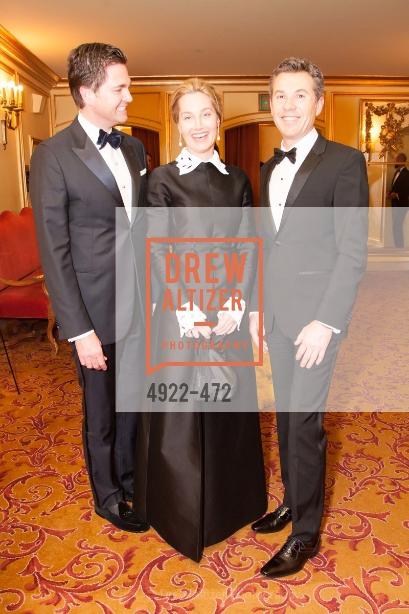 Alex Chases, Erin Glenn, SAN FRANCISCO BALLET Opening Night Gala: PHENOMENAL - Intermission & Dinner, US. SF City Hall, January 22nd, 2014,Drew Altizer, Drew Altizer Photography, full-service agency, private events, San Francisco photographer, photographer california