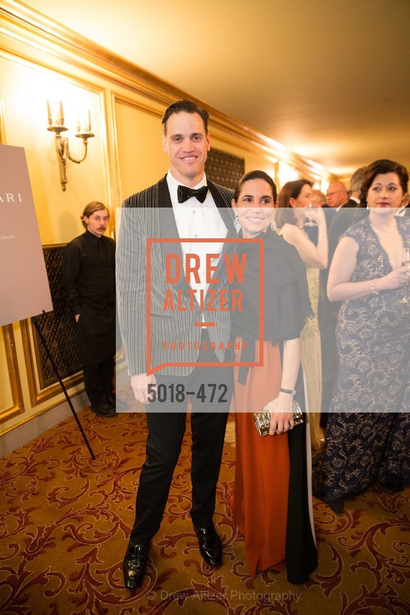 Robert Mailer Anderson, Nicola Miner, SAN FRANCISCO BALLET Opening Night Gala: PHENOMENAL - Intermission & Dinner, US. SF City Hall, January 22nd, 2014,Drew Altizer, Drew Altizer Photography, full-service agency, private events, San Francisco photographer, photographer california