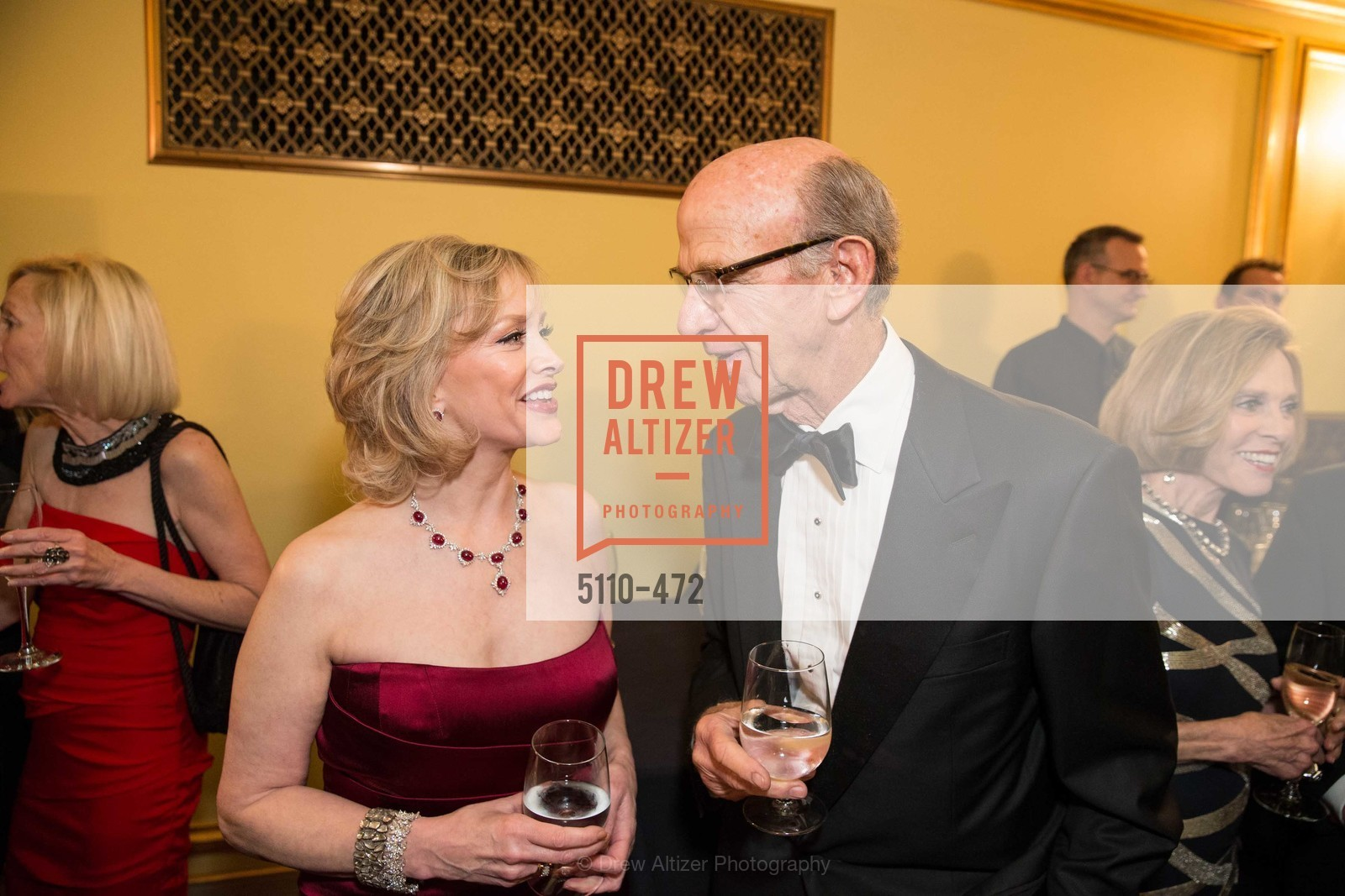 OJ Shansby, Bob Fisher, SAN FRANCISCO BALLET Opening Night Gala: PHENOMENAL - Intermission & Dinner, US. SF City Hall, January 22nd, 2014,Drew Altizer, Drew Altizer Photography, full-service agency, private events, San Francisco photographer, photographer california