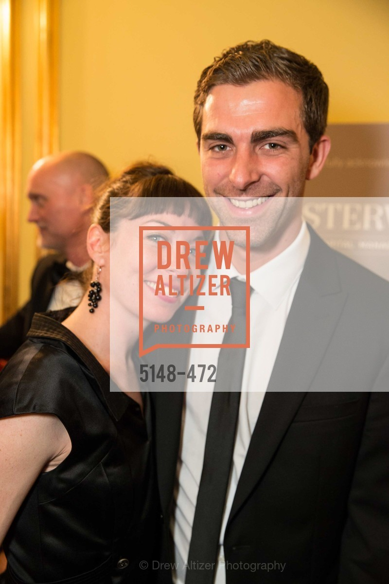 Charley Cohen, May Aldred, SAN FRANCISCO BALLET Opening Night Gala: PHENOMENAL - Intermission & Dinner, US. SF City Hall, January 22nd, 2014,Drew Altizer, Drew Altizer Photography, full-service agency, private events, San Francisco photographer, photographer california