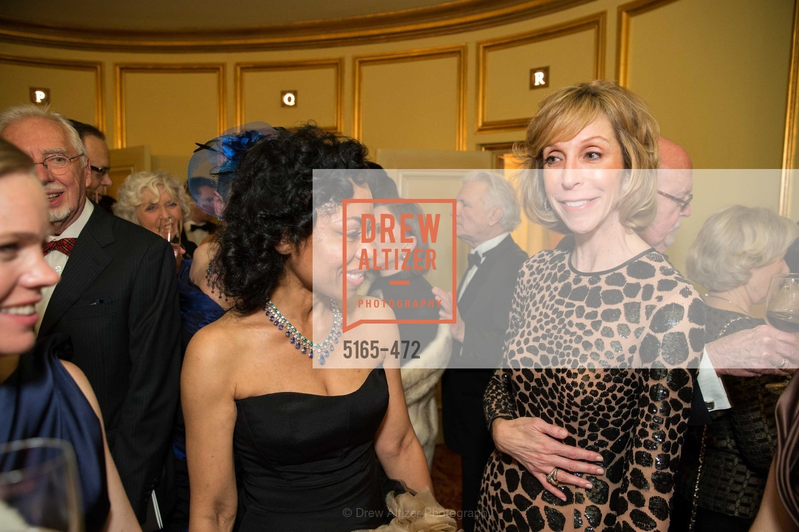Tanya Powell, Nancy Kukacka, SAN FRANCISCO BALLET Opening Night Gala: PHENOMENAL - Intermission & Dinner, US. SF City Hall, January 22nd, 2014,Drew Altizer, Drew Altizer Photography, full-service agency, private events, San Francisco photographer, photographer california