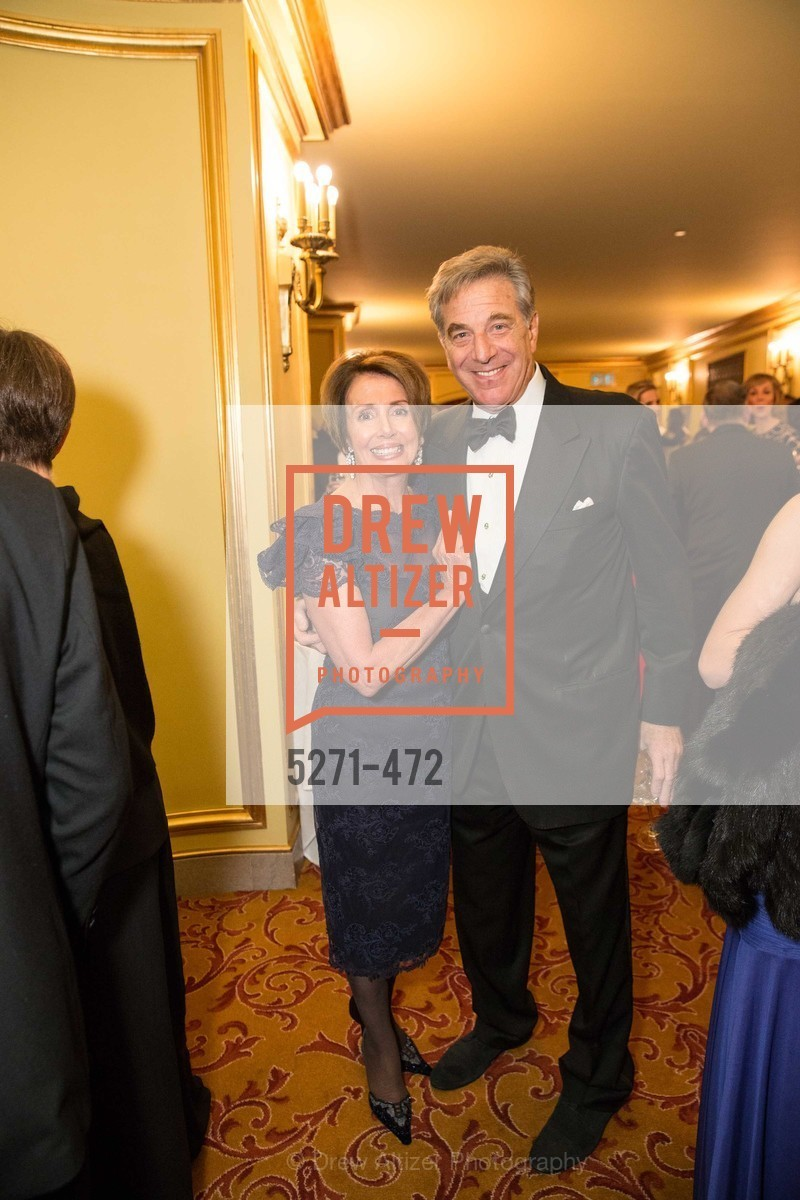 Nancy Pelosi, Paul Pelosi, SAN FRANCISCO BALLET Opening Night Gala: PHENOMENAL - Intermission & Dinner, US. SF City Hall, January 22nd, 2014,Drew Altizer, Drew Altizer Photography, full-service event agency, private events, San Francisco photographer, photographer California