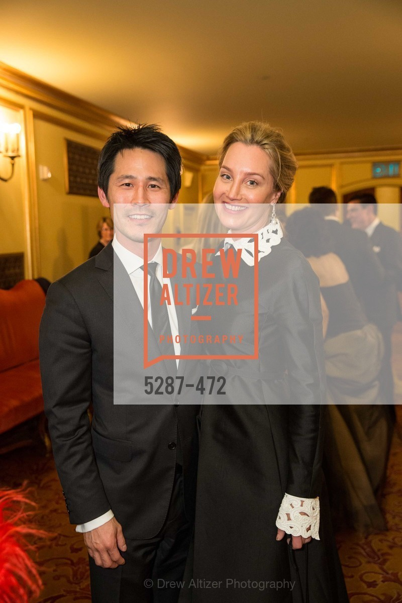 Sunwoo Huang, Erin Glenn, SAN FRANCISCO BALLET Opening Night Gala: PHENOMENAL - Intermission & Dinner, US. SF City Hall, January 22nd, 2014,Drew Altizer, Drew Altizer Photography, full-service agency, private events, San Francisco photographer, photographer california