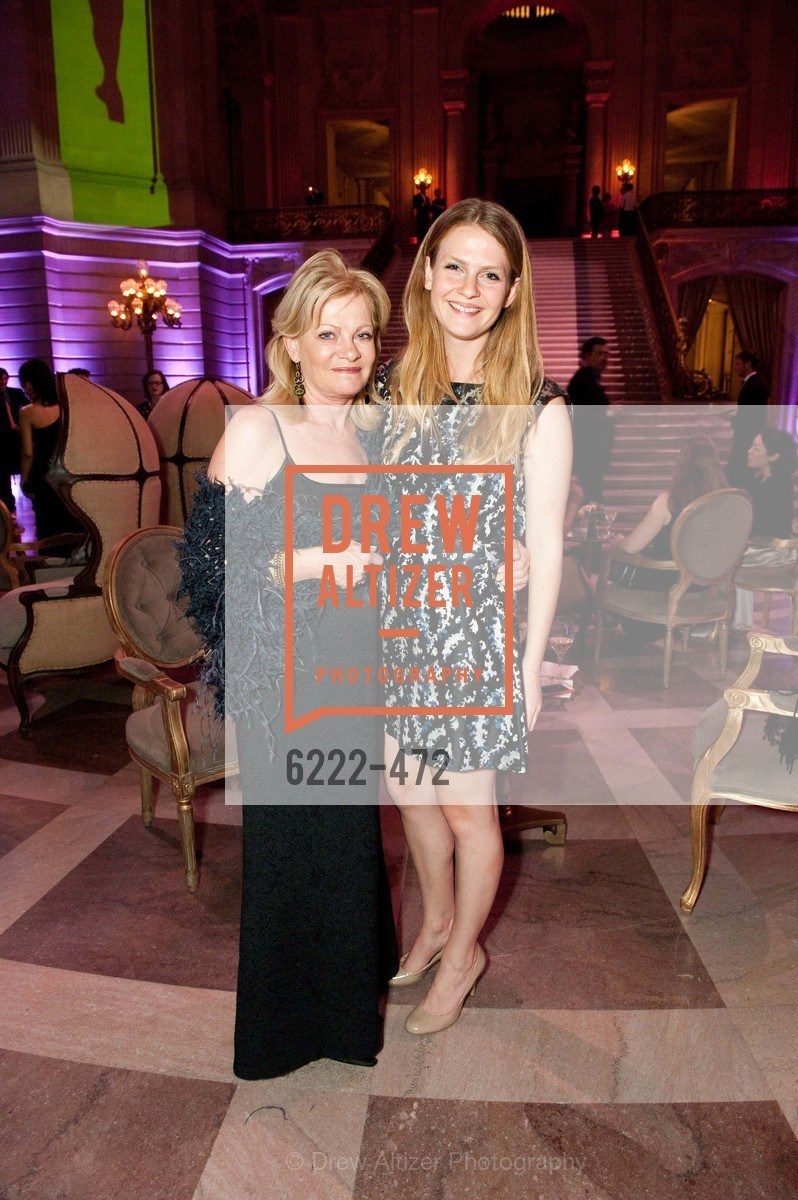 Alison Carlson, Kelsea Carlson, SAN FRANCISCO BALLET Opening Night Gala: PHENOMENAL - Intermission & Dinner, US. SF City Hall, January 22nd, 2014,Drew Altizer, Drew Altizer Photography, full-service agency, private events, San Francisco photographer, photographer california