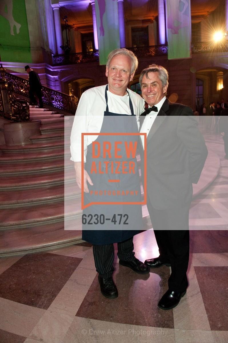 Chef Lucas Shoemaker, SAN FRANCISCO BALLET Opening Night Gala: PHENOMENAL - Intermission & Dinner, US. SF City Hall, January 22nd, 2014
