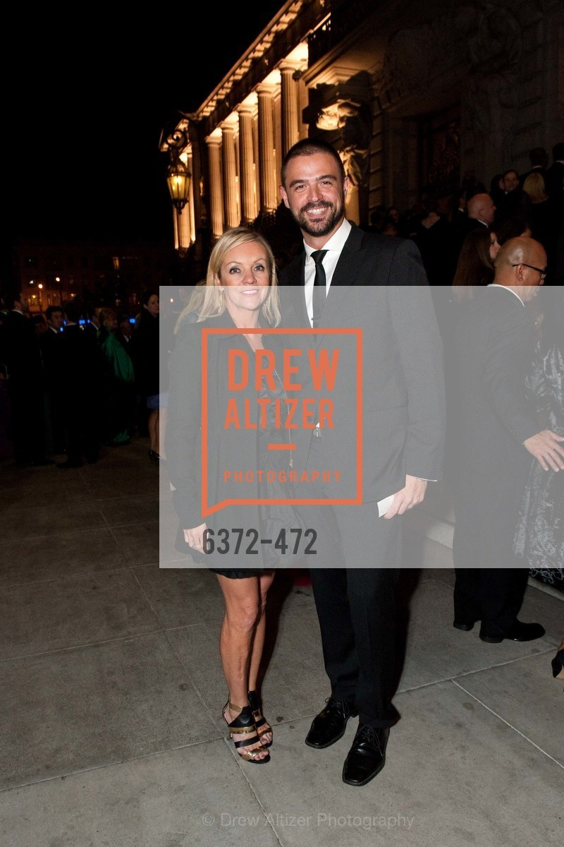 Angie Silvy, John Gidding, SAN FRANCISCO BALLET Opening Night Gala: PHENOMENAL - Intermission & Dinner, US. SF City Hall, January 22nd, 2014,Drew Altizer, Drew Altizer Photography, full-service agency, private events, San Francisco photographer, photographer california