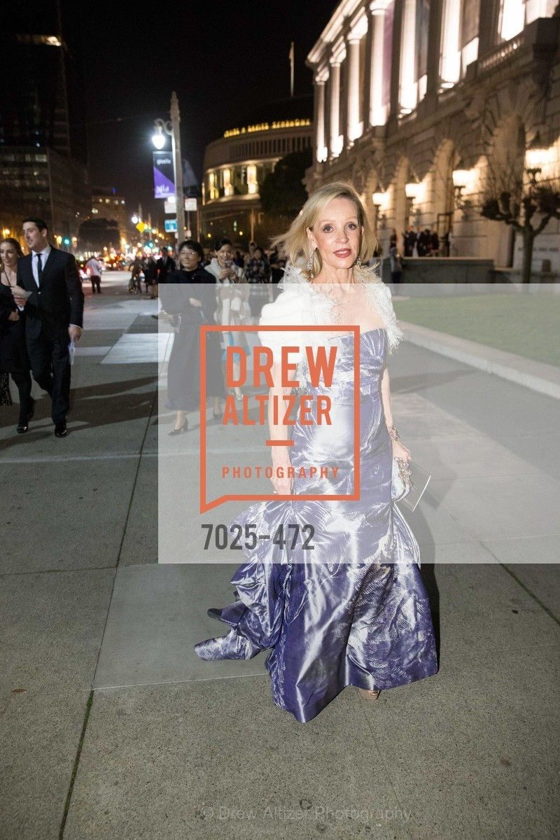 Barbara Brown, SAN FRANCISCO BALLET Opening Night Gala: PHENOMENAL - Intermission & Dinner, US. SF City Hall, January 22nd, 2014,Drew Altizer, Drew Altizer Photography, full-service agency, private events, San Francisco photographer, photographer california